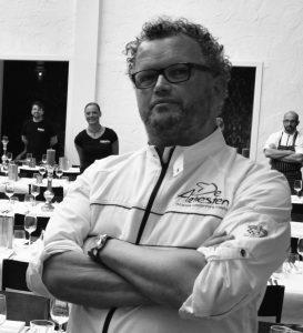 Marc Rewinkel Chef Kok