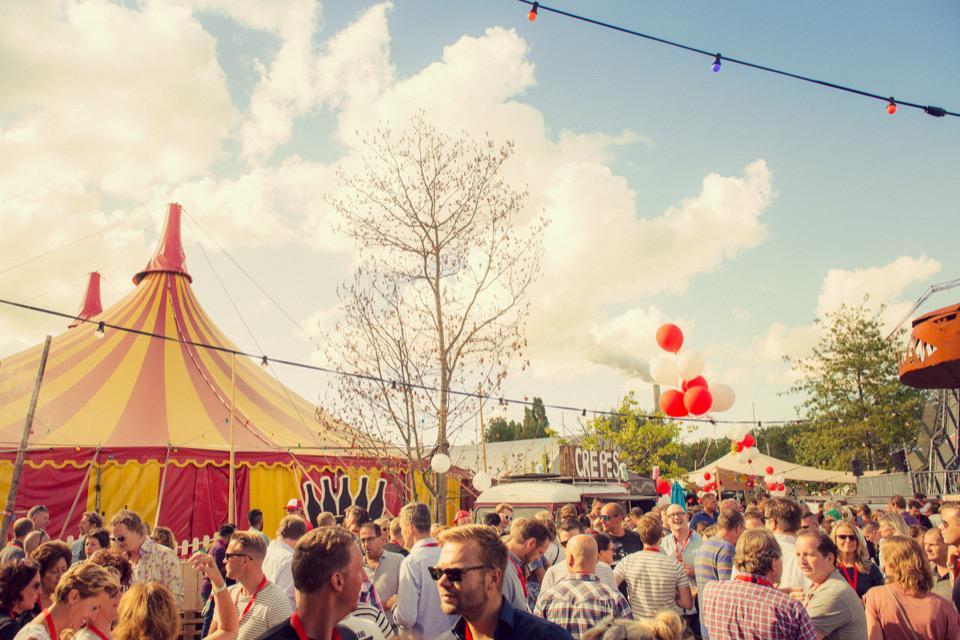 Bedrijfsfestival locaties Amsterdam